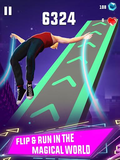 Sky Jumper: Parkour Mania Free Running Game 3D 2.0 screenshots 8