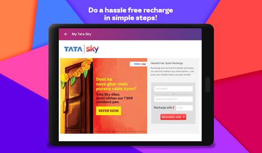 Tata Sky Mobile- Live TV, Movies, Sports, Recharge screenshots 14