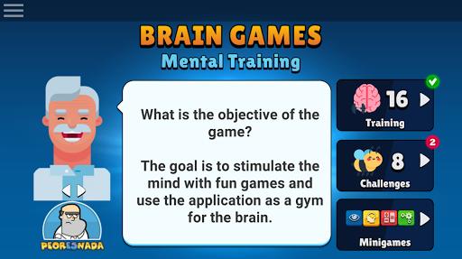 Neurobics: 60 Brain Games  screenshots 1