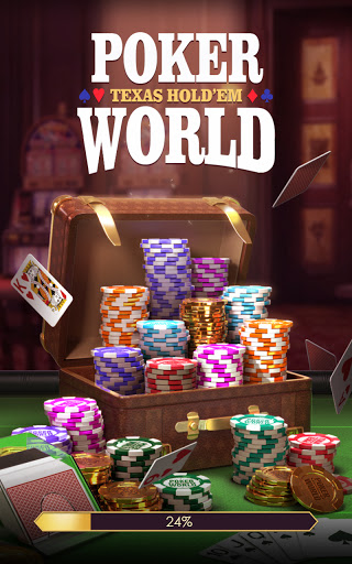 Poker World: Texas hold'em apktreat screenshots 1
