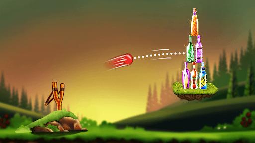 Bottle Shooting Game 2 1.0.7 screenshots 1
