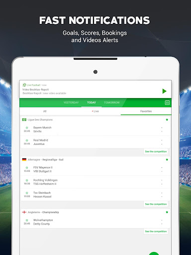 SKORES - Live Football Scores 3.7.6 Screenshots 8