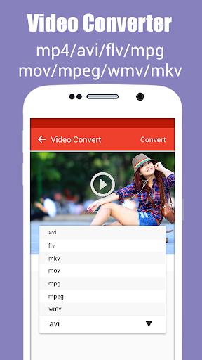 Video Converter - All formats video converter 2.0 Screenshots 2