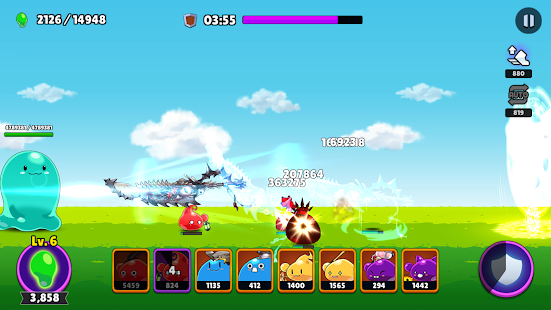 SLAWARS Defense! 1.03.00 screenshots 1