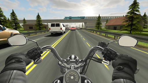 Traffic Rider APK MOD – Pièces Illimitées (Astuce) screenshots hack proof 1