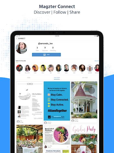 Magzter: Digital Magazines & Newspapers  Screenshots 11