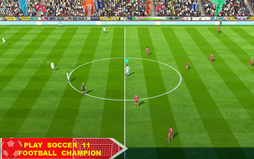 Soccer Football Strike Worldcup Champion League 9.0 screenshots 3