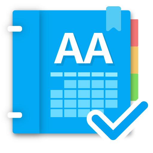 AA Calendar (+ Memo & Anniversary)