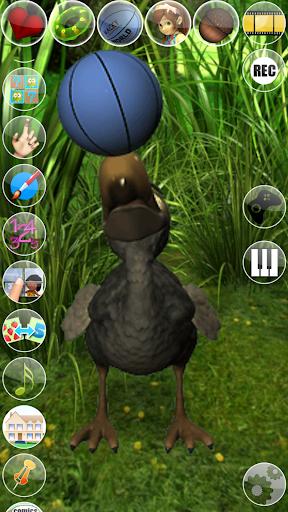 Talking Didi the Dodo apktram screenshots 23