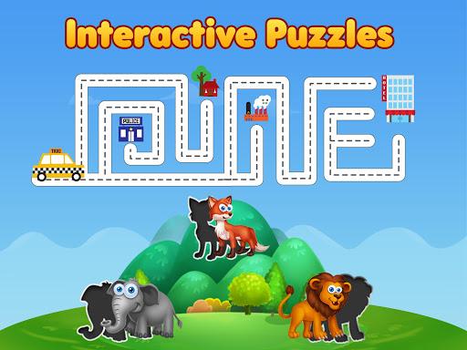 Zoolingo - Preschool Learning Games For Toddler  screenshots 20