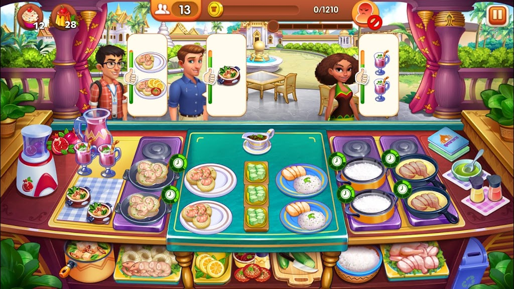 Cooking Madness - A Chef's Restaurant Games  poster 22