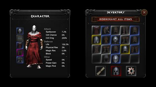 Powerlust - action RPG roguelike apkdebit screenshots 11