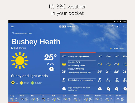 BBC Weather  Screenshots 11