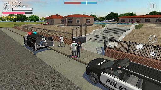 Police Cop Simulator. Gang War  Screenshots 4