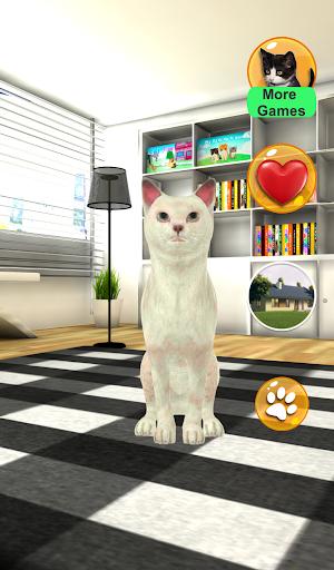 Talking Burmese Cat 1.0.2 screenshots 8