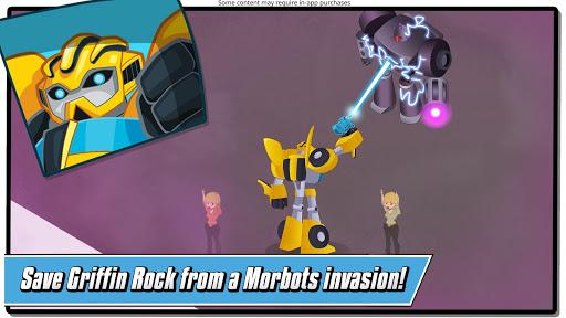 Transformers Rescue Bots: Hero Adventures 2.2 Screenshots 2