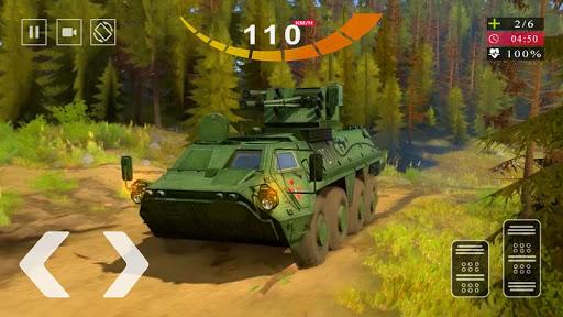 Army Tank Simulator 2020 - Offroad Tank Game 2020  screenshots 5