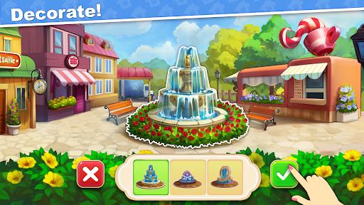 Town Blast: City Restoration - Blast Game & Puzzle  screenshots 5