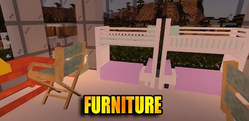 Furniture and decor mod Versi 0.1