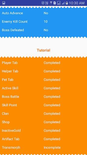 assistant for tap titans2 screenshot 2