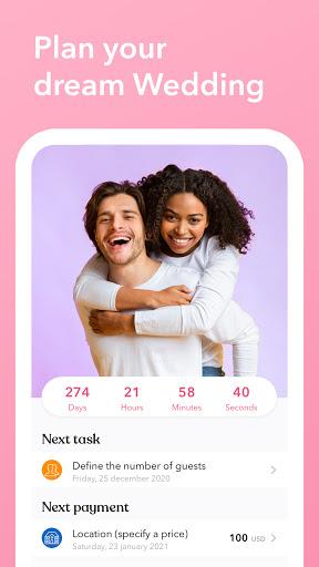 Weddi - Wedding Planner with Checklist&Budget  screenshots 2
