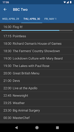 IPTV 5.4.6 Screenshots 3