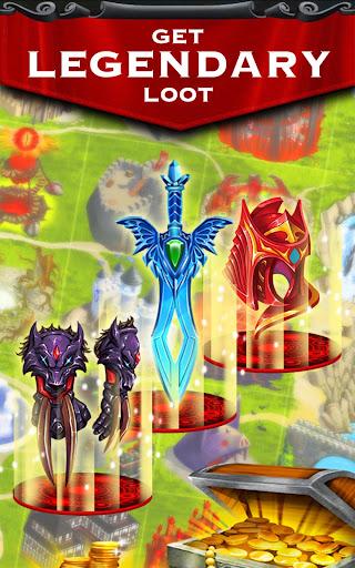 Kingdoms at War: Hardcore PVP 4.41 screenshots 2