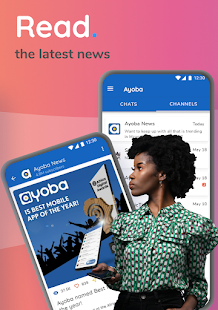 Ayoba Screenshot