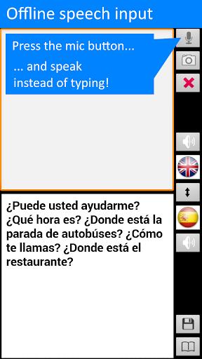 Offline Translator: Spanish-English Free Translate 2.9710 Screenshots 4