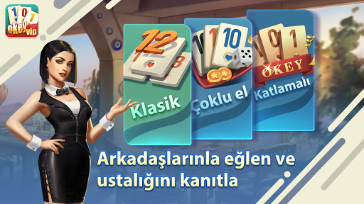 101 Okey VIP apkslow screenshots 15
