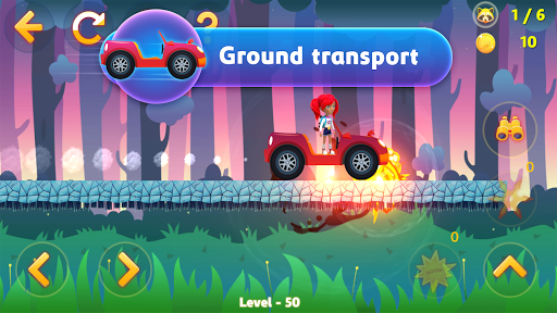Tricky Liza: Adventure Platformer Game Offline 2D 1.1.41 screenshots 13