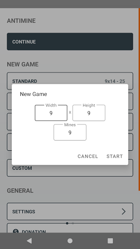 Minesweeper - Antimine 9.0.3 screenshots 4