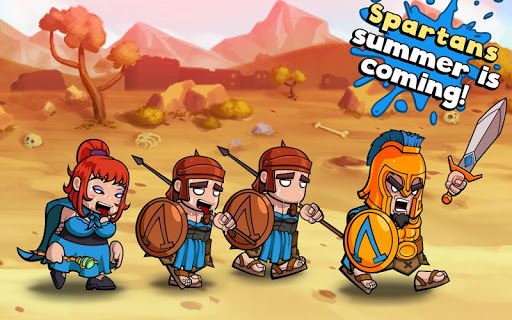 Spartania: The Orc War! Strategy & Tower Defense! 3.17 Screenshots 5