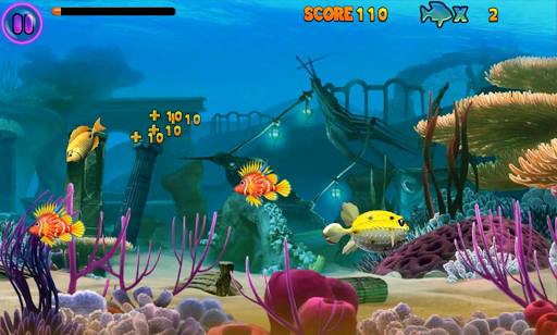 Fish Feeding Frenzy  screenshots 1