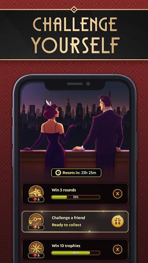 Grand Gin Rummy: The classic Gin Rummy Card Game 1.4.5 screenshots 4