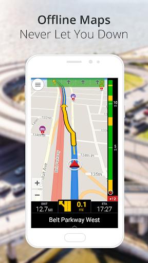 CoPilot GPS Navigation & Traffic 10.19.0.1358 Screenshots 6