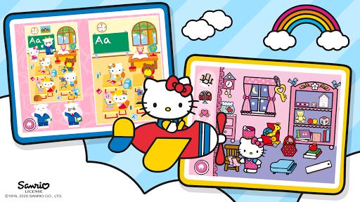 Hello Kitty. Educational Games  screenshots 2