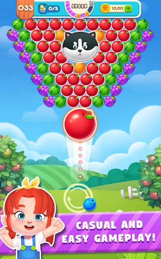 Bubble Blast: Fruit Splash 1.0.10 screenshots 10