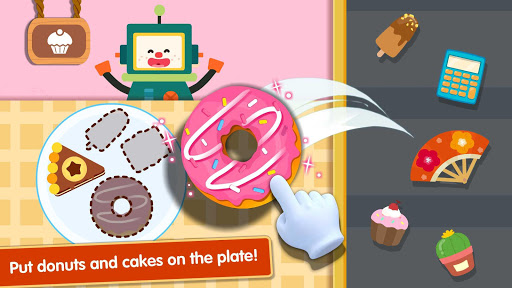 Little Panda's Food Cooking  screenshots 8