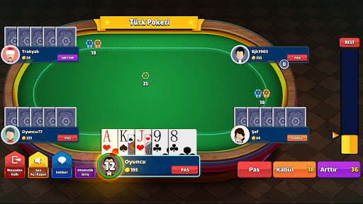Tu00fcrk Pokeri  screenshots 17