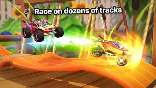 Nitro Jump Racing  screenshots 2