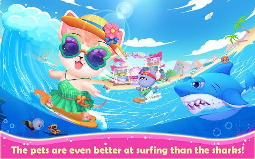 Talented Pet Beach Show 1.0.2 screenshots 14