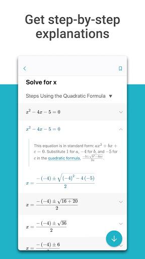 Microsoft Math Solver 1.0.121 Screenshots 3