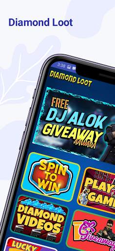 Diamond Loot : Free Diamonds & Giveaways 10 apktcs 1