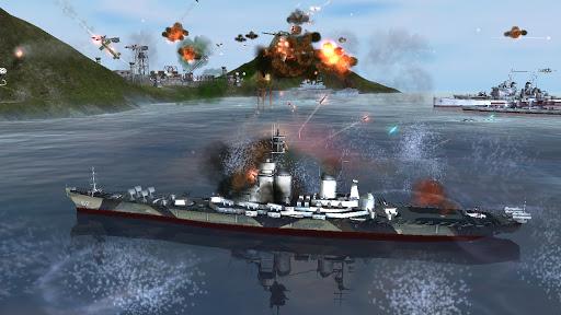 WARSHIP BATTLE:3D World War II  screenshots 3