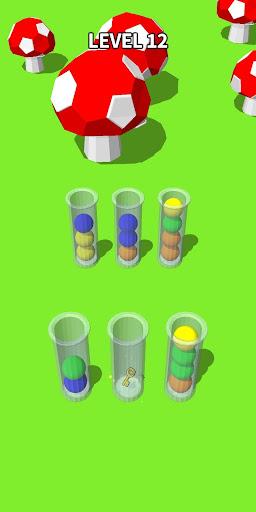 Color Sort 3D: Fun Sorting Puzzle - Ball Stack 0.3.3 screenshots 4