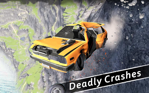 Car Crash Test Simulator 3d: Leap of Death 1.3 screenshots 1