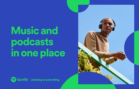 Spotify Premium Mod Apk 8.6.62.197 Unlimited Music Free Download 9