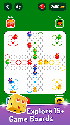 Ludo Trouble: German Parchis for the Parchis Star 2.0.26 Screenshots 16
