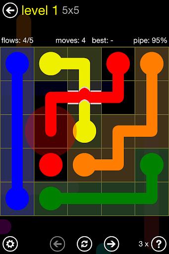 Flow Free: Bridges 4.4 screenshots 6